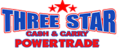 Three Star Cash and Carry