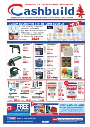 Catalogue Cashbuild Thaba 'Nchu