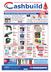 Catalogue Cashbuild Cape Town