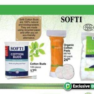 Cotton buds at Dis-Chem Pharmacies
