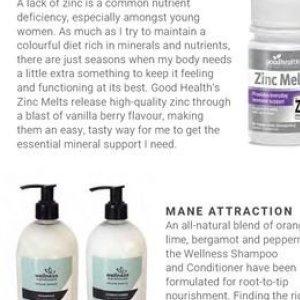 Shampoo at Wellness Warehouse