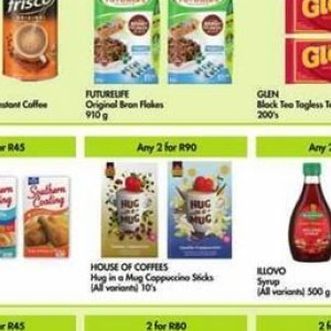 Syrup at Makro