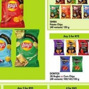 Chips at Makro