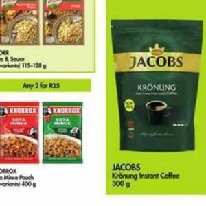 Coffee jacobs  at Makro