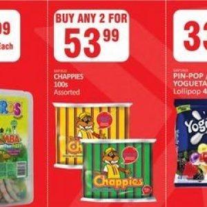 Lollipop at Kit Kat Cash&Carry