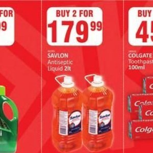 Toothpaste colgate  at Kit Kat Cash&Carry