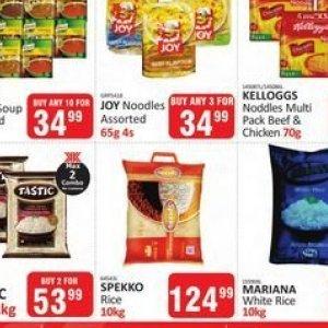 Rice at Kit Kat Cash&Carry