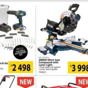 Saw at Builders Warehouse