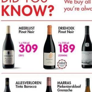 Wine at Makro