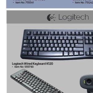 Keyboard logitech  at Game