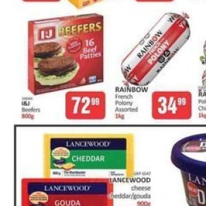 Cheese at Kit Kat Cash&Carry