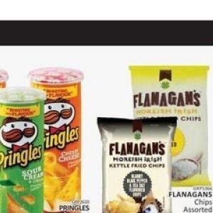 Chips at Kit Kat Cash&Carry