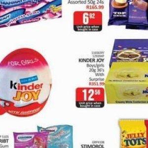 Jelly at Kit Kat Cash&Carry