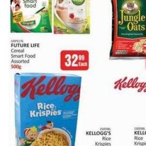 Kellogg's at Kit Kat Cash&Carry