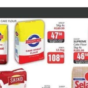 Flour at Kit Kat Cash&Carry