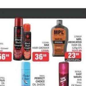 Hair oil at Kit Kat Cash&Carry