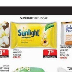 Soap at Kit Kat Cash&Carry