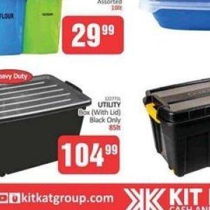 at Kit Kat Cash&Carry