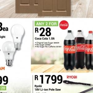 Coca Cola at Agrimark