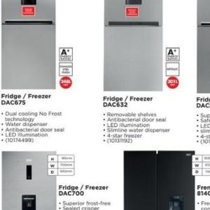 Freezer at HiFi Corp