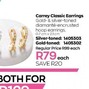 Earrings at AVON