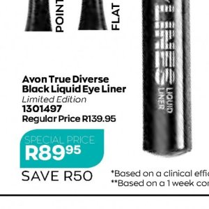 Eye liner at AVON