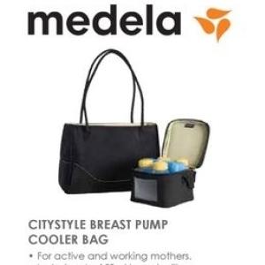 Breast pump at Baby City