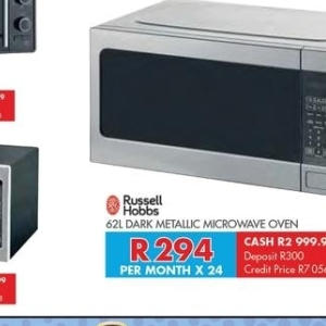 Microwave oven at Beares