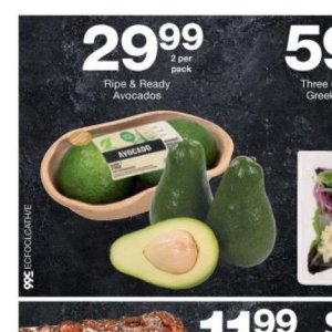Avocado at Checkers
