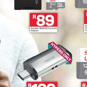 Adapter at Pick n Pay Hyper