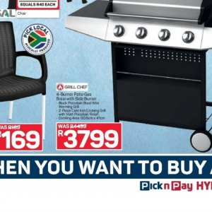 Iron at Pick n Pay Hyper
