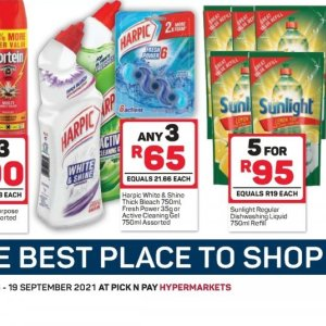 at Pick n Pay Hyper