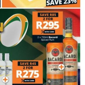 Rum at Checkers Hyper