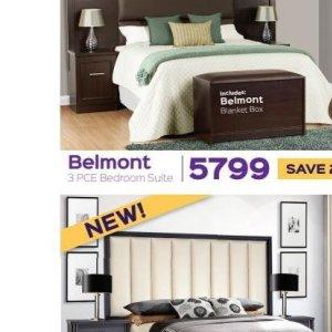 Bedroom at Sleepmasters