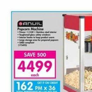 Popcorn at Makro