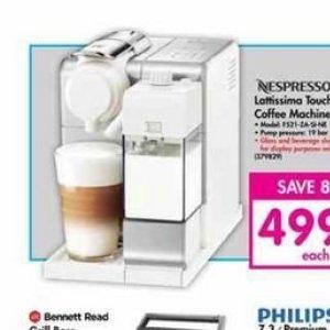 Coffee machine philips  at Makro