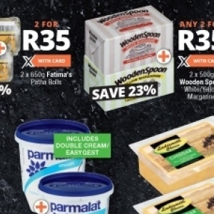 Margarine at Checkers Hyper