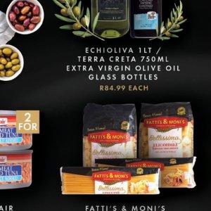 Olive oil at President Hyper