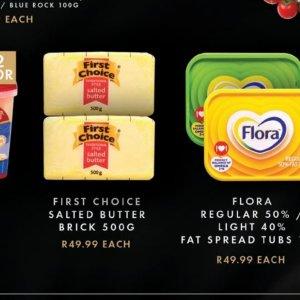 Butter at President Hyper