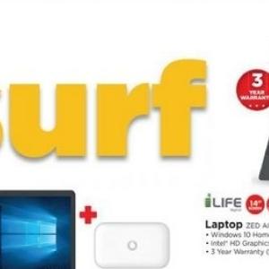 Laptop at HiFi Corp