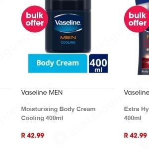 Body cream nivea  at Clicks