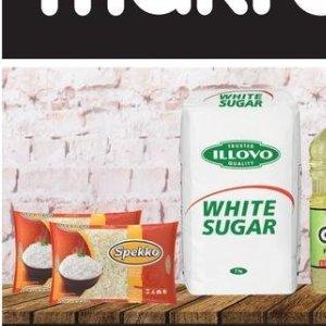Sugar at Makro