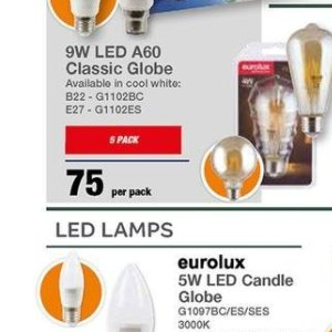 Lamps at Mica