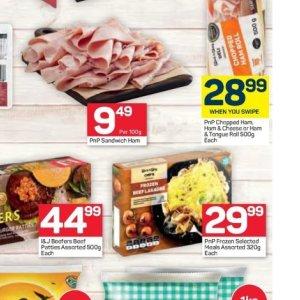 Ham at Pick n Pay Hyper