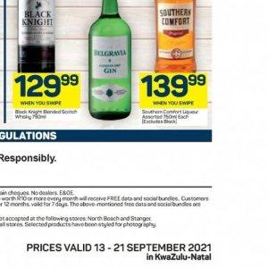 Liqueur at Pick n Pay Hyper