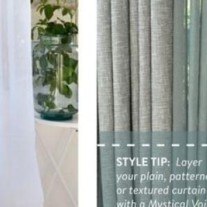 Curtain at Volpes