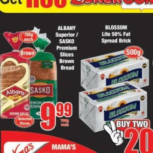 Bread at Boxer Superstores