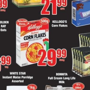 Cereal at Boxer Superstores