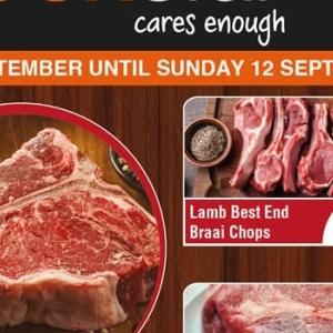 Lamb at Check Star