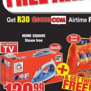 Iron at Boxer Superstores